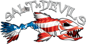 American Fish Collection - American Decal