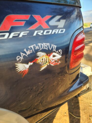 Fish Collection - Florida Decal photo review