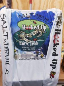 Salt Devils - Hooked Up Long Sleeve Shirt