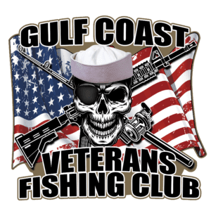 Gulf Coast Veterans Navy Decal