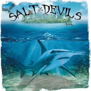 Salt Devils - Hammer Head Island Long Sleeve Performance shirts!