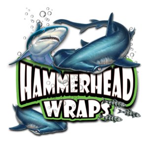 Hammer Head Boat Wraps