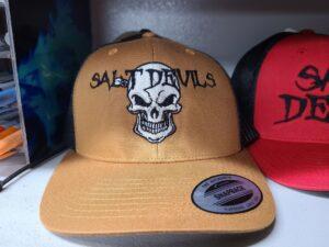 Salt Devils - Salt Devil Skull Hat
