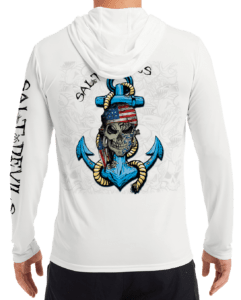Salt Devils - United We Stand Performance Hoodie