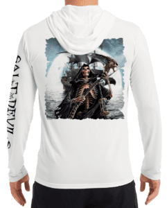 Salt Devils - The Reaper High Performance Hoodie