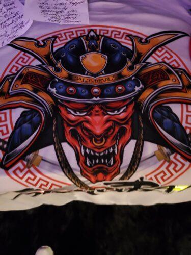 Salt Devils - Samurai Long Sleeve Performance Shirt photo review