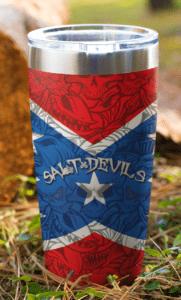 Salt Devils - Confederate 20oz Tumbler