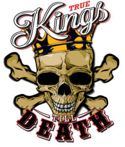 Salt Devils - True King Skull Long Sleeve Performance Shirt