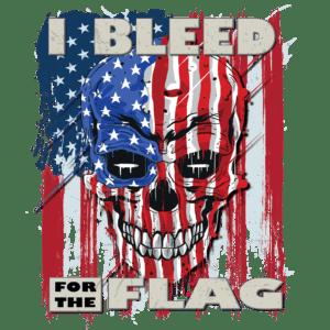 Salt Devils - I Bleed Long Sleeve Performance Shirt