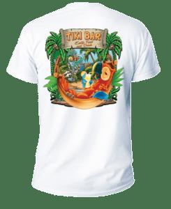 Salt Devils - Tiki Bar Short Sleeve Performance Shirt