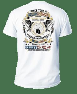 Salt Devils - Oath Short Sleeve Performance Shirt