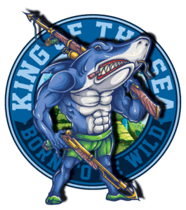 Salt Devils - King of The Sea Long Sleeve Performance Shirt