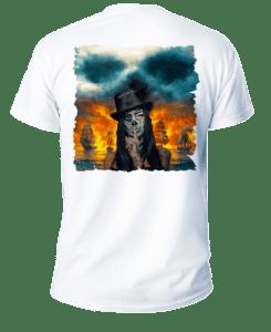 Salt Devils - Fire Whisper Short Sleeve Performance Shirt