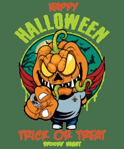 Salt Devils - Spooky Night Long Sleeve Performance Shirt